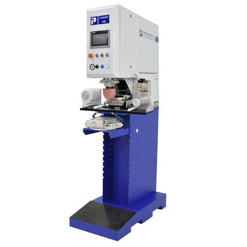 Kyanite pad printing machine