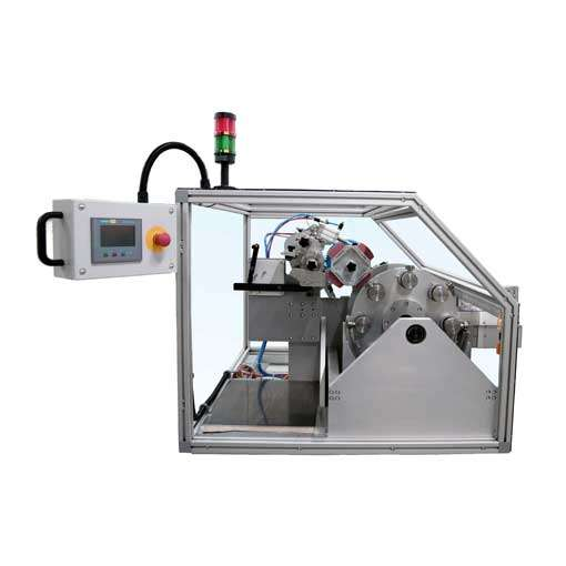 PI10.10 machine de tampographie rotative